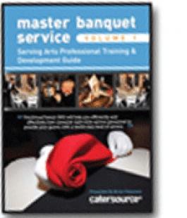 Master Banquet Service DVD