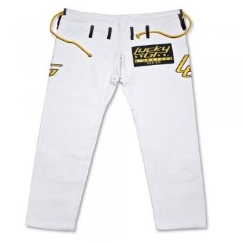 Mike Fowler Edition White Gi Pants