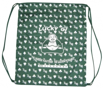 Green Buda Lucky Gi Bag