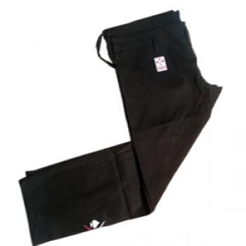 Lucky Gi   Aces and 8's / Diaz Black Gi Pants