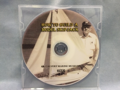 How to Build A Model Skipjack DVD
