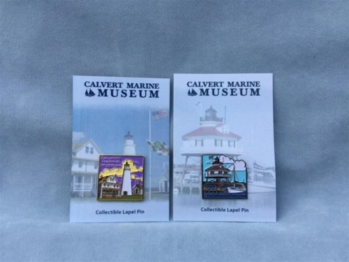 Lighthouse Pins