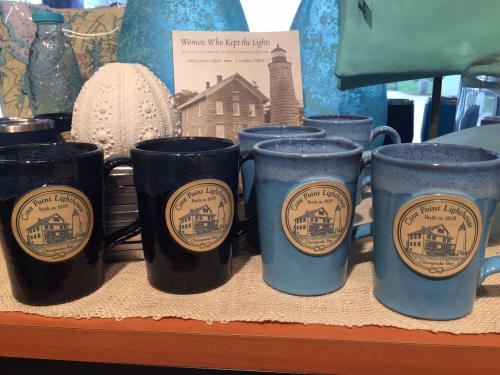 Cove Point Lighthouse Mugs