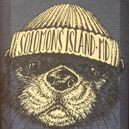 Otter T-shirt - Adult