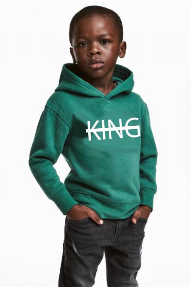KIDS KING of The Jungle Hoodie