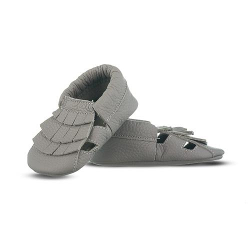 Moxi Sandal Grey