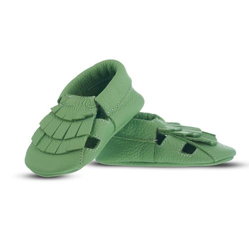 Moxi Sandal Mint Green