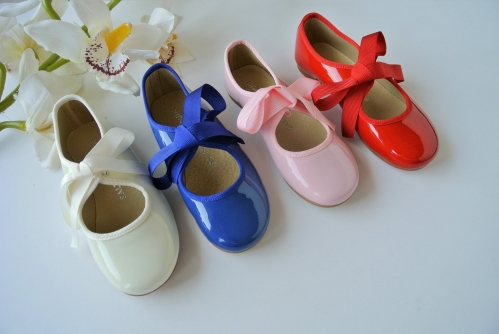 CHLOE Pantent Mary Jane Shoes
