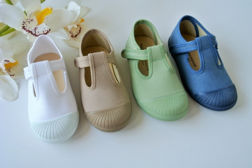 PEPITO T-Line Canvas Sneakers