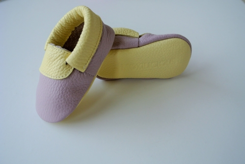 Candy Lavender Yellow