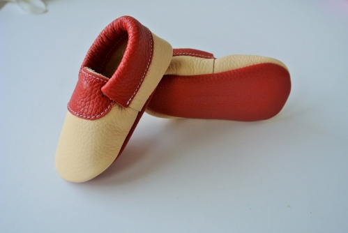 Candy Beige Red