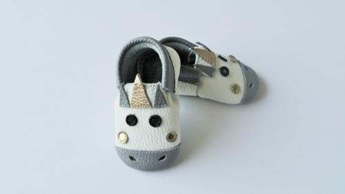 Unicorn Moccs Grey