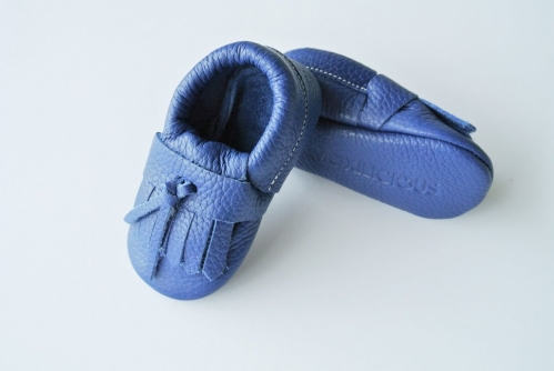 Moxi Moccs Blue