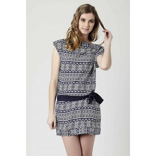 Modelos de vestidos cortos espalda descubierta