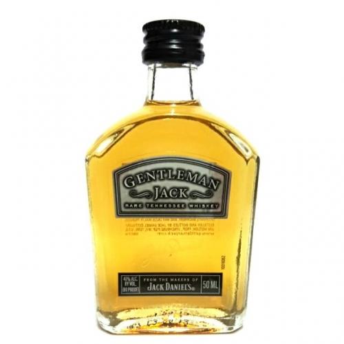 Jack Daniel's Gentleman Jack Whisky Miniature