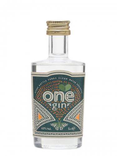 One Gin...