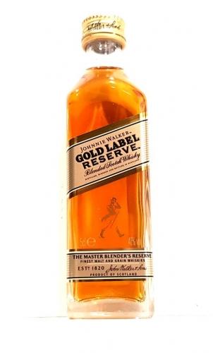 Johnnie Walker Gold Label Whisky Miniature