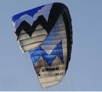 "Para-RC Paraglider ""Dudek Nucleon"""