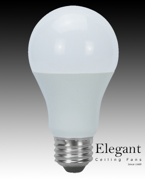 9W LED Bulb - Cool White (4000K)