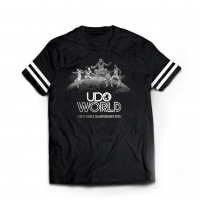 Adults UDO Worlds 2019 Stripe T Shirts