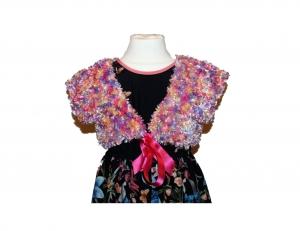 Knitted Bolero Jacket