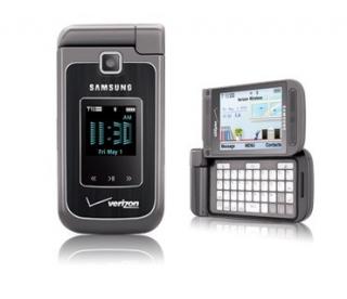 Samsung Alias2 U750 Phone