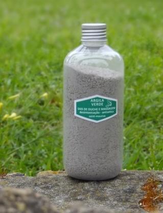Argila Verde (duche e massagem)