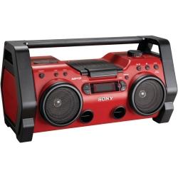 SONY ZSH10CP HEAVY-DUTY CD RADIO BOOM BOX