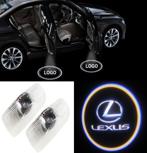 sc 1 st  dt electronics & Ghost Shadow Car Door Courtesy Light for LEXUS