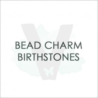 ADD ON'S: Crystal Bead Charm *Birthstones*