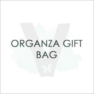 ADD ON'S: Organza Gift Bag