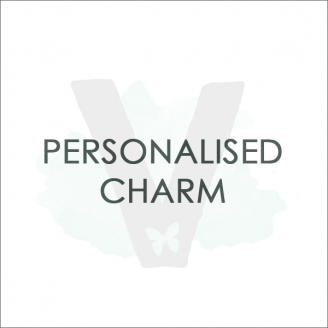 ADD ON'S: Personalised Charm