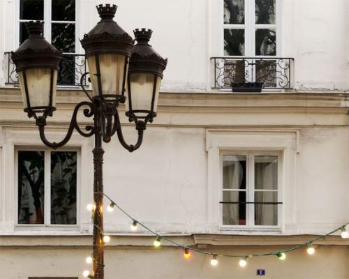 Paris Lights, Paris Photography, String Lights, Paris Architecture