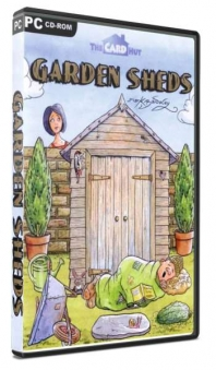 THE GARDEN SHED  CRAFT CD