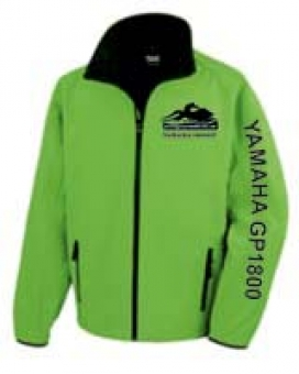 PWCGWYNEDD Personalised Softshell jackets