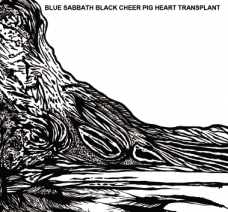 Blue Sabbath Black Chear + Pig Heart Transplant CD