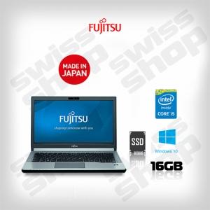 Fujitsu LifeBook E743 - 3