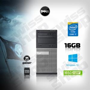 Dell  optiplex 7010 MT gamer 12b