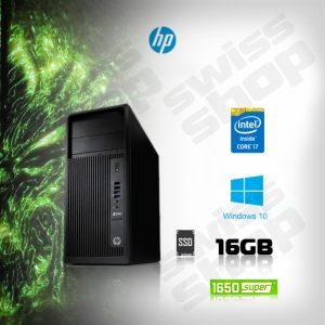 HP Z240 Tower Workstation Gamer 3