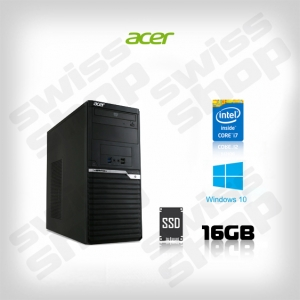 Acer Veriton M4630G Torony