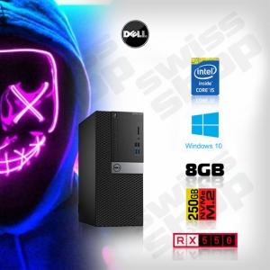 Dell Optiplex 5040 MT GAMER 7