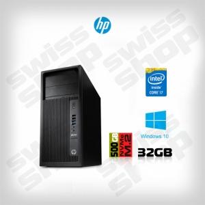 HP Z240 Tower Workstation 2
