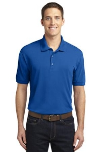 Port Authority® Mens 5-in-1 Performance Pique Short Sleeve Polo