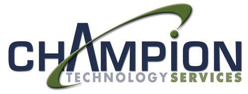 Champion Technology Services Online Store