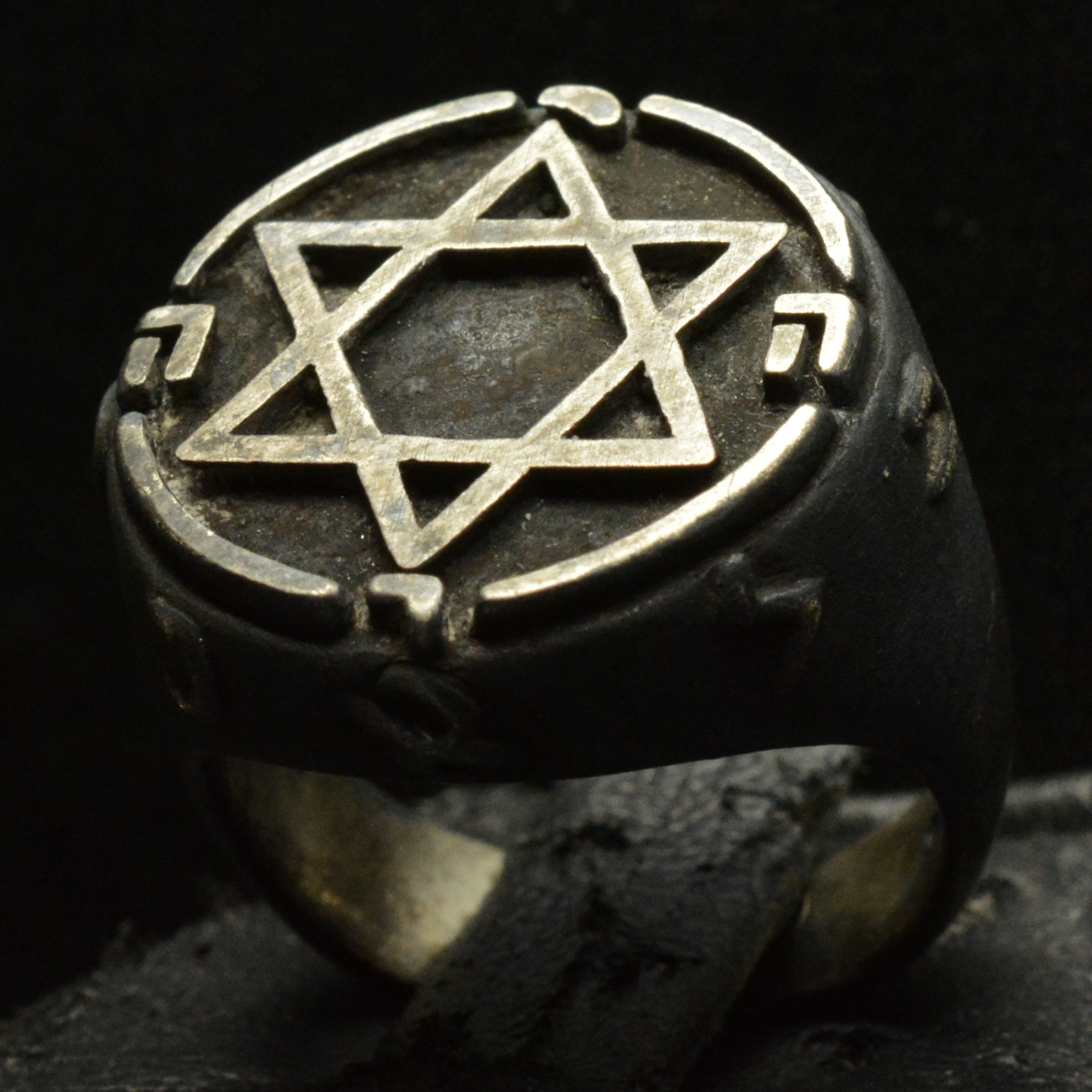 King Solomon Ring 925 Sterling Silver