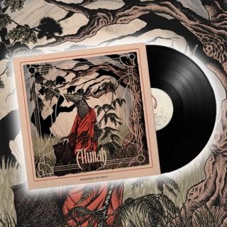 """Alunah Awakening the Forest 12"""" Vinyl Album (black)"""