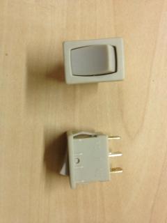 Amcor TC100/120 Rocker Switches