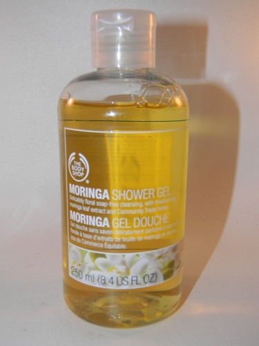 The Moringa Princess™Perfumed Shower Gel Body Wash Body Shop MORINGA 8.4 Oz   NEW