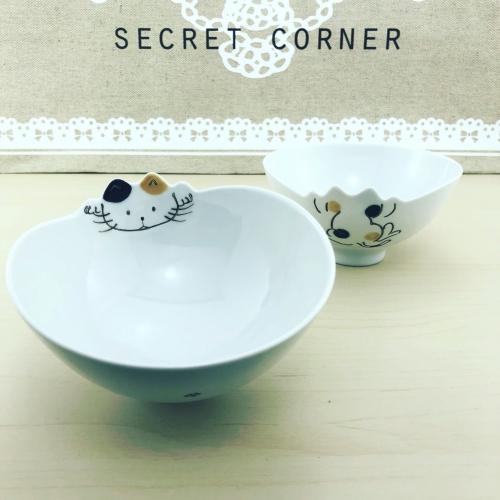 :: little cat bowl ::