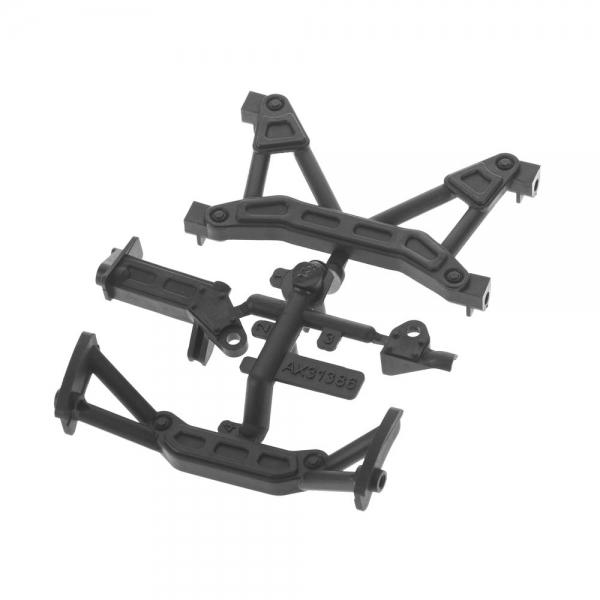 Axial Frame Braces SCX10 II AX31386